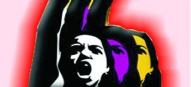 8ی مارس رەمزی خەباتە دژی ستەم و نایەکسانی دژ بە ژنان!