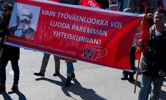 مارشی ئایار/فئنلاند/2017
